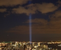 Le puit de lumiere sur le WTC_1